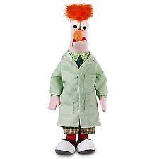 Newly listed New  Beaker The Muppets Plush Stuffed Doll 17
