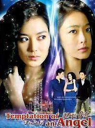 Temptation of an Angel   Korean Drama   Complete TV Series (2 DVDs)