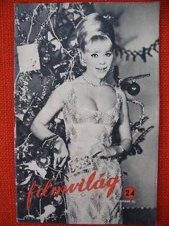 ELKE SOMMER cover filmworld TYSZKIEWICZ communist 1966