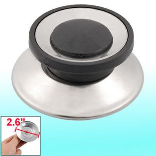 Kitchen Cookware Pot Lid Cover Parts Round Handle Knob Replacement