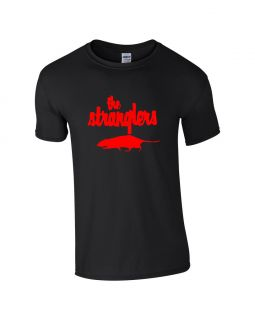 The Stranglers T shirt   Retro Punk Rock Band Music Clash *ALL SIZES