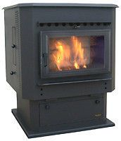 BURNER MULTI FUEL Corn Wood Pellet Stove Furnace, 56,000 BTU/Hr