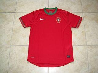 Portugal Home Jersey Shirt Maglia Maillot Ronaldo Deco Nani