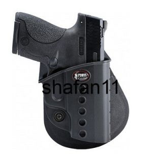 Fobus Evolution Paddle Holster for S&W SHIELD Smith Wesson M&P Shield