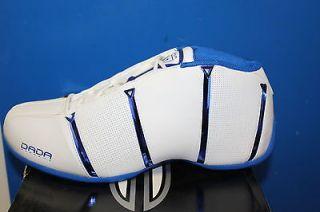 Dada Supreme SAMPLE Shoe Marcus Camby Size 16 White Blue New In Box