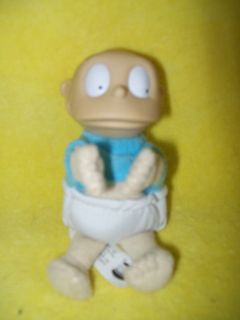 Burger King Kids Club Rugrats Tommy Pickles Plush Toy Figure