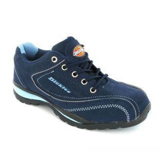 Womens Dickies Steel Toe Safety Lightweight Trainer 3 8