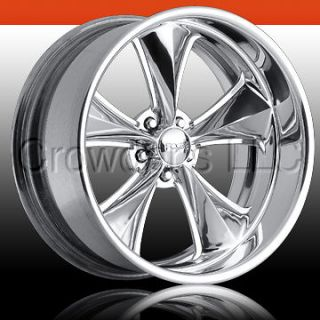 Foose Classics Car Truck Wheel Rim Nitrous II 17 5 Lug