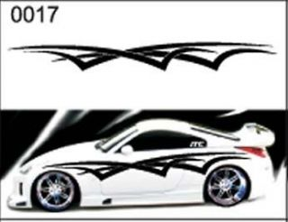 VINYL GRAPHICS DECAL STICKER CAR BOAT AUTO TRUCK MT17 N