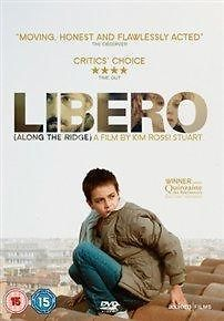 LIBERO (ALONG THE RIDGE) Kim Rossi Stuart DVD NEW