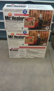 Mr. Heater Heater Radiant Propane Garage/Shop/Pa tio 22000 BTU/hr.