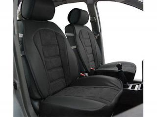 Pair of Front Car Seat Cover Cushion Compatible With Chevrolet 208 BK