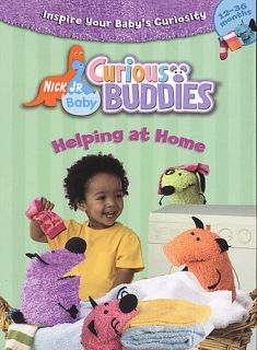 Nick Jr. Baby Curious Buddies   Helping at Home, Very Good Artist Not