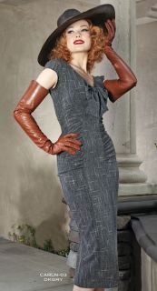 Stop Staring dress Carlin Mad Men Style dress New