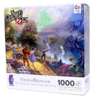 Thomas Kinkade Wizard of Oz 1000pc Jigsaw Puzzle