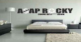 AP ASAP ROCKY Custom vinyl wall art decal/sticker/ poster