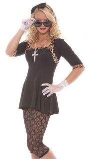 Teen 80s Celebrity Pop Star Madonna Halloween Fancy Dress Costume