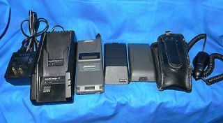 Motorola DPC550 Flip Phone / Home & Car Chargers, 2 Batteries and Case