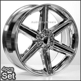 22inch IROC Wheels Rims 6Lug Escalade,Tahoe ,Chevy,Siverad o