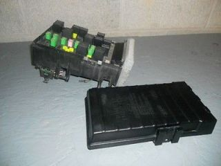 Caravan Town and Country 2006 Fuse Box with Multi Module 05144579AC A