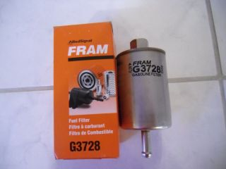 chevy s10 fuel filter