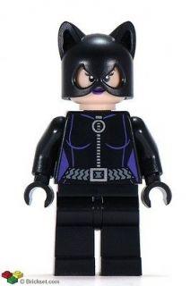 Lego 6858 Catwoman Mini Figure MiniFig Batman Girl Lady