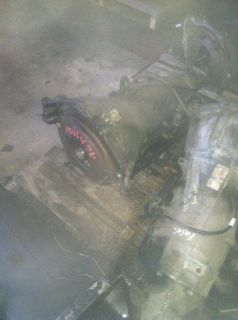 Chevy Astro 4L60E Automatic Transmission RWD 2WD