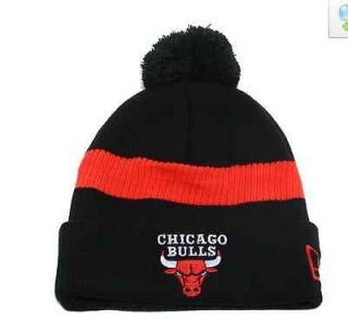 Hip Hop Chicago Bulls Mens Beanie Autumn Winter knit Cotton wool Hats