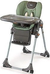 Chicco Polly High Chair In Adventure Adventure New!!!