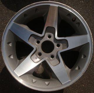 16 2001 02 03 04 05 Chevrolet Blazer S10/jimmy S15 Sonoma OEM Alloy