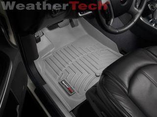 WeatherTech® FloorLiner   Chevrolet Traverse w/Bench Seats   2009