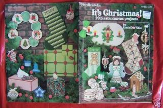 christmas stocking in Plastic Canvas Patterns