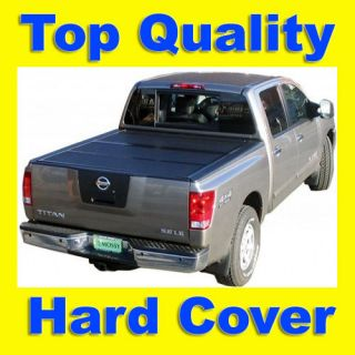 Fold Hard Tonneau/Tonno Bed Cover 88 12 Chevy/GMC Pickup Truck 6.5 SB