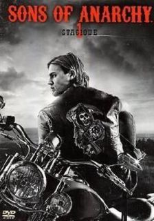 Sons of Anarchy Complete Season 1   3 DVD TV Series Drama Region 2