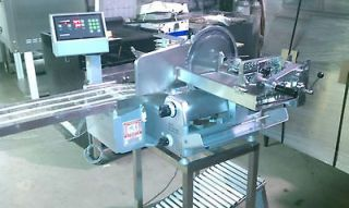 Bizerba A330 FB2 Automatic Meat Slicer Stacker Conveyor No Reserve
