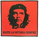 GIANT CHE GUEVARA CUBAN VICTORIA CUBA EMBOIDERED PATCH