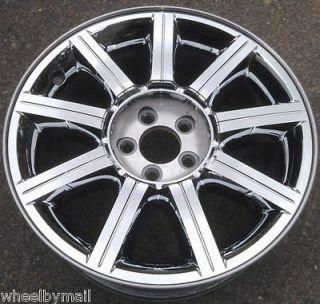 Factory OEM 18 Chrysler 300 Chrome CLAD Wheel Rim 2279 1DL05TRMAA 277
