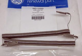 WE11X203 Genuine GE OEM Electric Dryer Heating Element for WE11X103