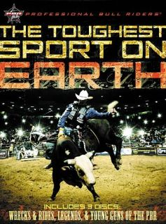 Professional Bull Riders: The Toughest Sport on Earth, New DVD, Lane