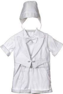 boys baptism outfit 2t