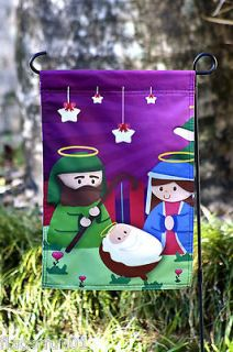 outdoor christmas nativity decorations