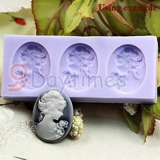Caviies Flexible Silicone Mold Mould For Resin Fimo Polymer Clay