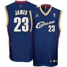NBA Lebron James Cleveland Cavaliers Basketball Shirt Jersey Vest