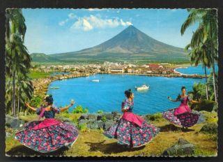 Binasuan Dance Costume Legaspi City Philippines 60s