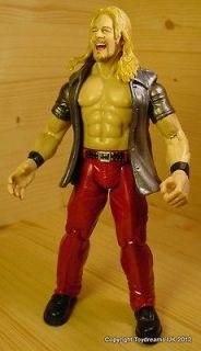 WWE WWF JAKKS CHRIS JERICHO figure with Silver Jacket