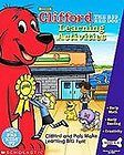 Clifford The Big Red Dog Learning Activities (PC) & I Spy   Spooky