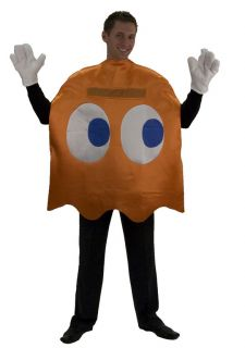PAC MAN CLYDE DELUXE COSTUME ADULT STANDARD