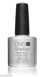 CND Shellac UV Nail Polish   Spring Collection 2012   Irish Seller