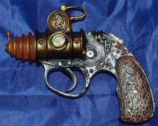 Nemesis Now Colonel J Fizziwigs STEAMPUNK C.O.D BLASTER RAY GUN Pistol
