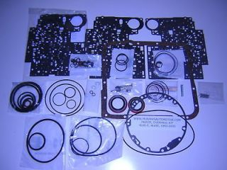 4L60 TRANSMISSION OVERHAUL REBUILD KIT 1982 1993 RAYBESTOS CLUTCHES GM